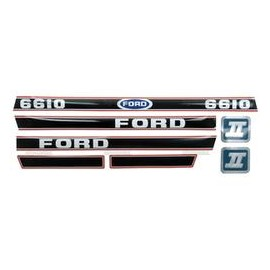 Kit Pegatinas-Ford 6610 Force Ii