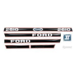 Kit Pegatinas-Ford 2610 Force Ii