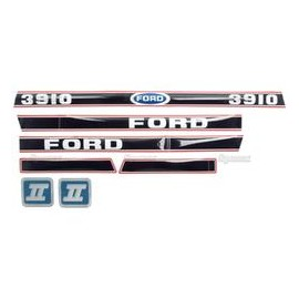Kit Pegatinas-Ford 3910 Force Ii